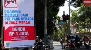 "Notulensi Siaran Radio 27 April 2016 ""Penertiban Pedagang Kaki Lima di Kota Bandung"""