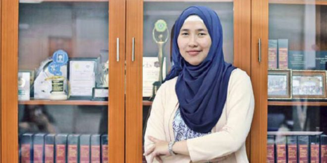 Maria Ulfah: Belajar Perspektif Baru dari LBH Kampus