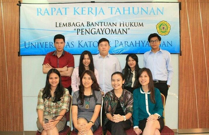 """Rapat Kerja 2015 – Peningkatan Kinerja LBH """"Pengayoman"""" UNPAR Dalam Rangka Pelaksanaan Pengabdian Kepada Masyarakat"""