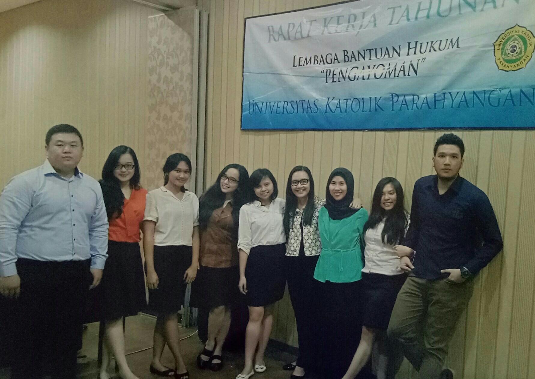 Rapat Kerja 2016